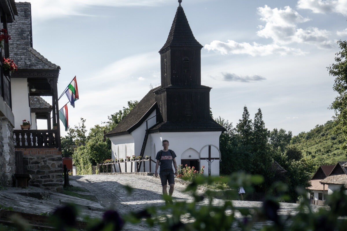 Travel through Hungary
